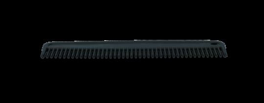 Mane comb 200 mm black