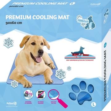 CoolPets Premium Cooling Mat L (90x60cm)