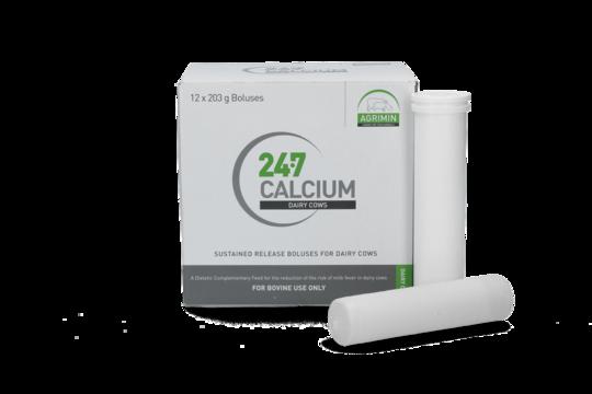 Calcium bolus 24/7
