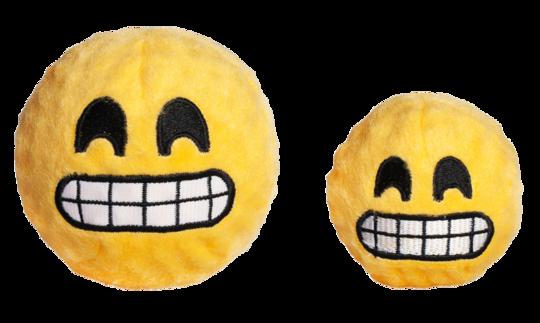 FabDog Grin Emoji  Faball S 7,6 cm