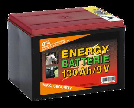 Battery Dry 9V/130Ah (H16 x L19 x W13 cm)