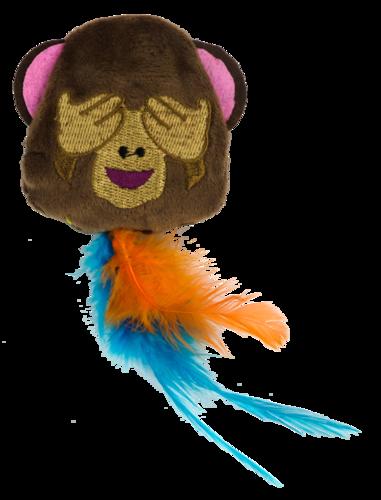 Emoji Cat Monkey (with MadNip)