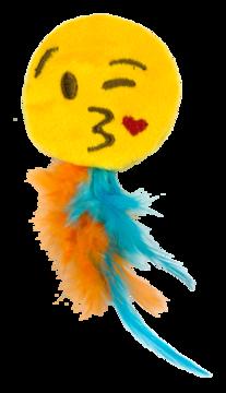 Emoji Cat Kissy (with MadNip)