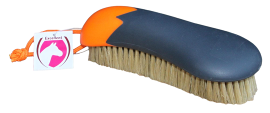 Fun Coat Shine Brush Orange
