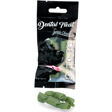 Luna's Choice  Dental Treat Mint 2 pcs