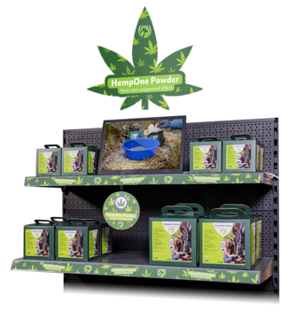 Package deal HempOne Horse and Pony powder