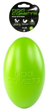 Dog Comets Pan-Stars Green M 20cm