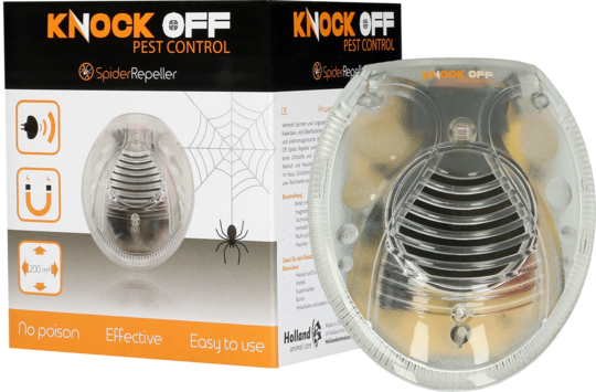 Knock Off Spider Repeller 200m2