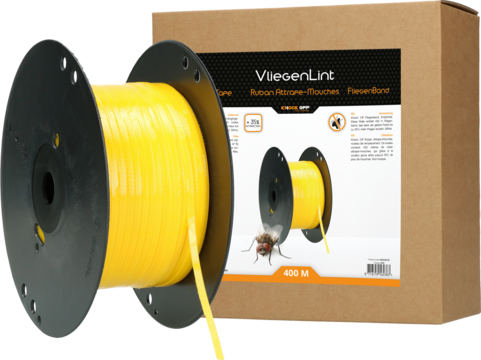 Knock Off Fly Tape Replacement Roll 400 m