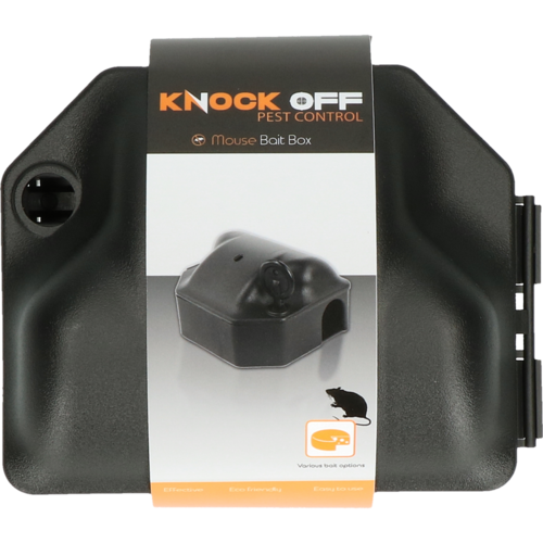 Knock Off Baitbox Mouse with key