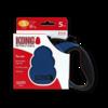 Kong Retractable Leash Terrain Blue S (5m/20kg)