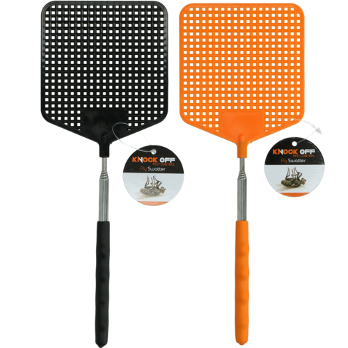 Knock Off Fly Swatter Telescopic