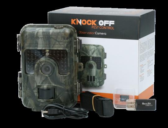 Knock Off Observation Camera