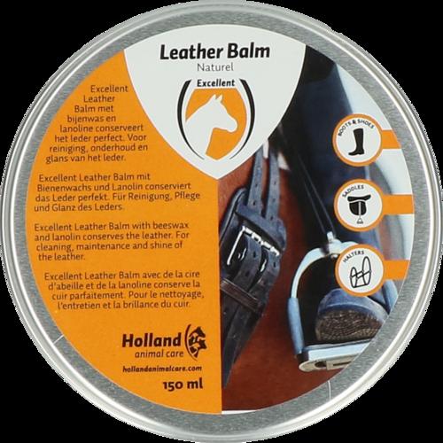 Leather & Saddle Balm Naturel