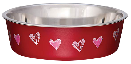 Bella Hearts Bowl S 400 ml