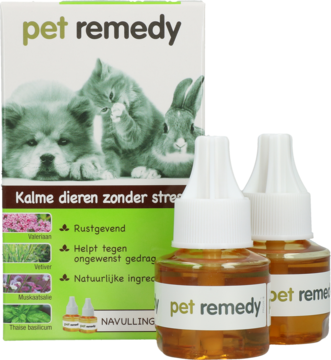 Pet Remedy Navulling 2x 40 ml
