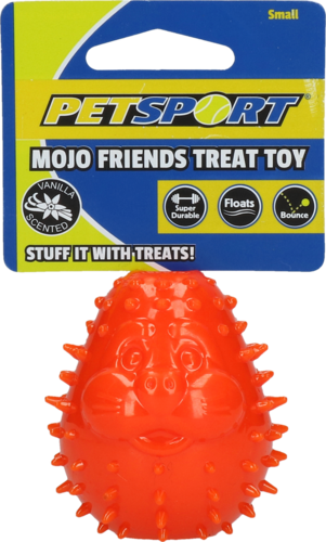 Mojo Friends Treat Ball Small Hedgehog