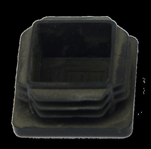 Calf puller end-cap steel