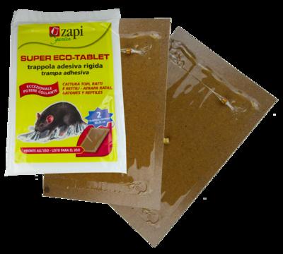 Zapi Super Tablet Rats&Mice sticky trap 20x30cm