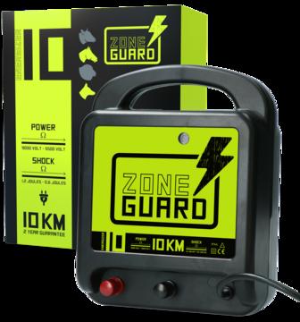 ZoneGuard Energizer 10 km